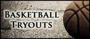 baskteball tryouts